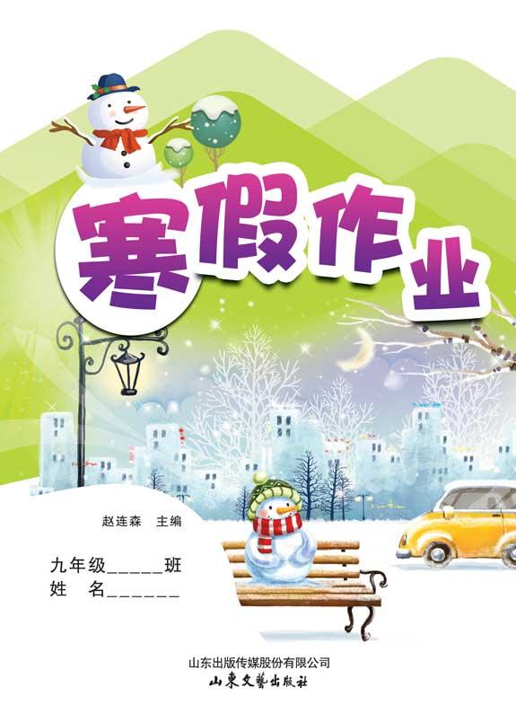 初中寒假作业 临沂专用(九年级)